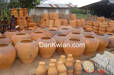 DanKwian Pottery