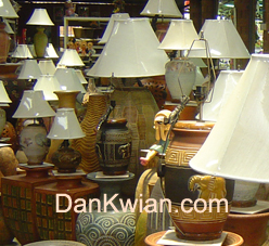 Thailand Pottery
